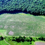 The Largest Corn Maze On The East Coast
