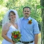 Tara Lamb And Edward Cottrell Are Wed