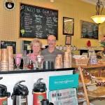 Bagel & Brew Cafe Open On John St.