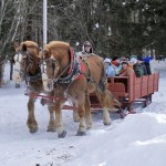 Winter Festival Brings 2500 To Grafton Lakes State Park