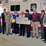 Hoosick Rescue Squad Receives Grant For Defibrillators
