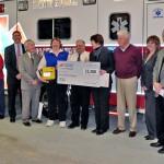Hoosick Rescue Squad Receives Grant For Defibrillators