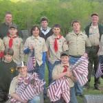 Petersburgh Boy Scout Troop #222 News