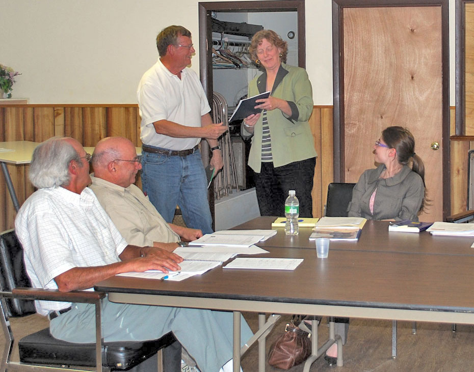 New Lebanon Town Board Receives Housing Study And Argues Ethicsnew lebanon town