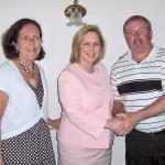 Hoosick Democrats Meet With Senator Gillibrand