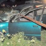 Five Survive Crash Into Guard Rail In North Stephentown