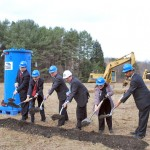 Ground Breaking  In Stephentown For The World's First Flywheel Based Frequency Regulation Plant