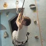 Boy Scout Troop #222 Goes Rock Climbing
