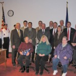 County Honors Arthur E. Gifford, Vietnam War Army Vet, Recipient Of Purple Heart And Silver Star Medals