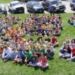School Spirit Day At BES
