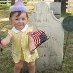 Saige Iris Myers Celebrates Memorial Weekend And Her First Birthday