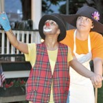 Taming Of The Shrew In Wood Park