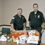 Prescription Drug Collection Held In Hoosick Falls