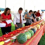 Melon Tasting In Stephentown To Celebrate The Protection Of Farmland