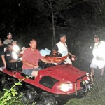 ATV Accident In The Deep Woods Of Berlin