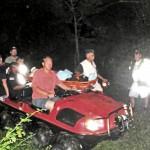 ATV Accident In The Deep Woods Of Berlin