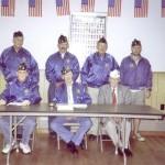 Hoosick Post No. 40 American Legion Installs Officers