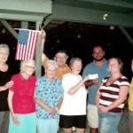 Hoosick Falls Derby Club Remembers Veterans