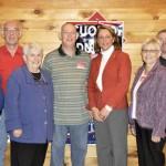 NYS 43rd District Senatorial Candidate Visits Hoosick Falls