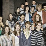 Berlin Central School Students Honor Veterans