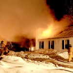 Wednesday Morning Fire In Hoosick