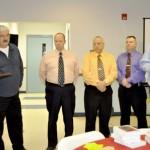 Dispatchers Honored At Hoosick Falls Fire Dept. Banquet
