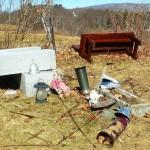 Graves Disturbed At Meadowlawn Cemetery In Petersburgh