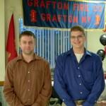 Grafton Fire Dept. Installation