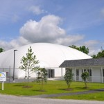 Hoosick Town Hall And Domes