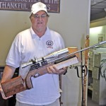 Grafton's Ingraham To Compete In World Rimfire And Air Rifle Benchrest Competition
