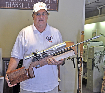 Grafton S Ingraham To Compete In World Rimfire And Air Rifle Benchrest Competition The