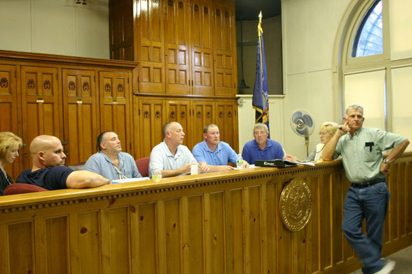 Hoosick Town Board Mulls Over Four Options For Town Hall : Thehoosick town