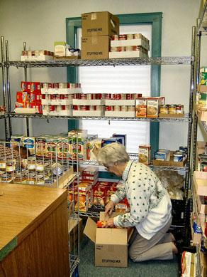 Rensselaer County Food Pantry