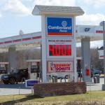 Gas Hits $4 In Stephentown