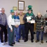 Stephentown Senior Citizen Club Veterans Honored By President And Mrs. Barack Obama