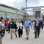 Congressman Gibson Visits Berlin