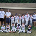The Shatford Little League 7-8 Year Old All Stars