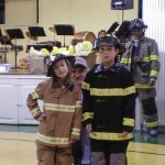 Fire Prevention Program At The Berlin Elementary School