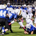 Panthers Ground Blackbirds 69 – 14 In First Round Sectional Play