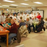 BCS Serve Fabulous Brunch To Seniors
