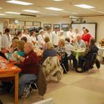 BCS Serve Fabulous Brunch To Seniors