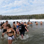 Many Attend The Grafton Lakes State Park Winter Festival