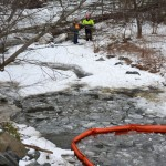 DEC Clean-Up Of  Shingle Hollow Brook