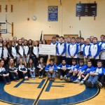 HFCS Basketball Teams Raise Over $5k For Karen McGovern Fund