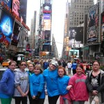 Girl Scout Troop 1070 Visits NYC And Attends International Fair
