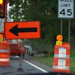 Never Ending? – Eagle Bridge Reduced to One Alternating Lane