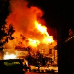 Fire Destroys Two Family Hoosick Falls Home