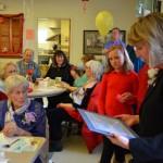 Helen Ellett Honored By County