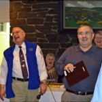 Monahan And Kittel Recognized At Hoosick Rescue Squad Banquet