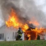 Man Dies At Fire Scene